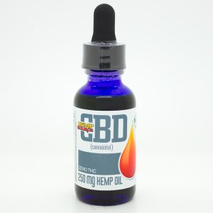 Hemp Extract Tincture-250MG (1)