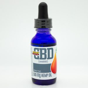 Hemp Extract Tincture -500MG