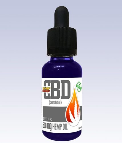 250mg CBD oil Peppermint flavour