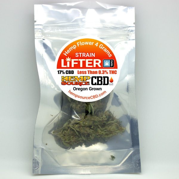 Lifter Hemp CBD Flower
