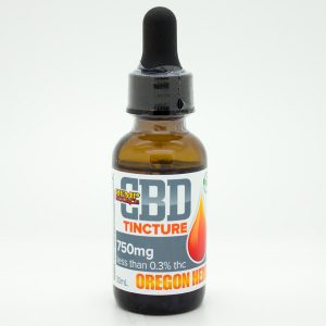 750mg Full Plant Extract Tincture